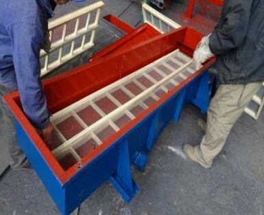 木质筛框方xing筛粉ji